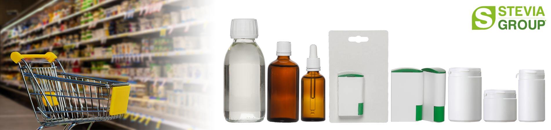 Stevia-Group handelsmarken private label