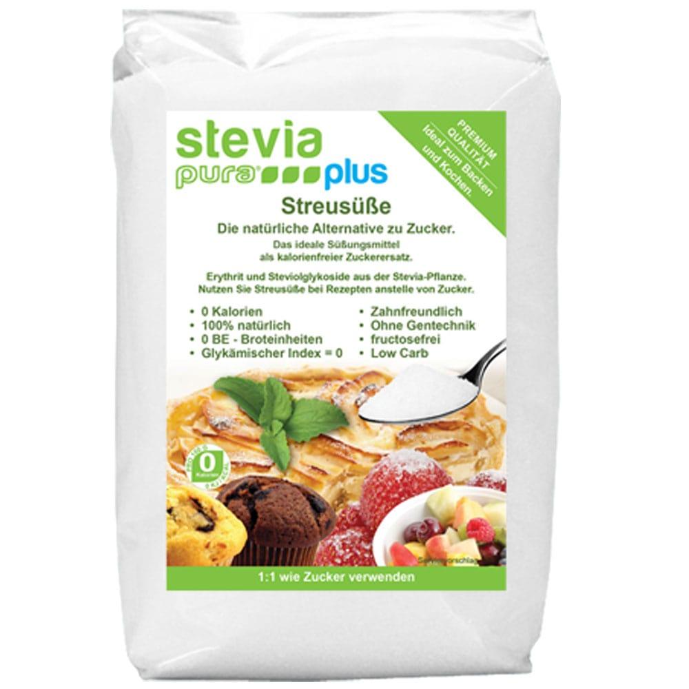 stevia group streusuesse stevia
