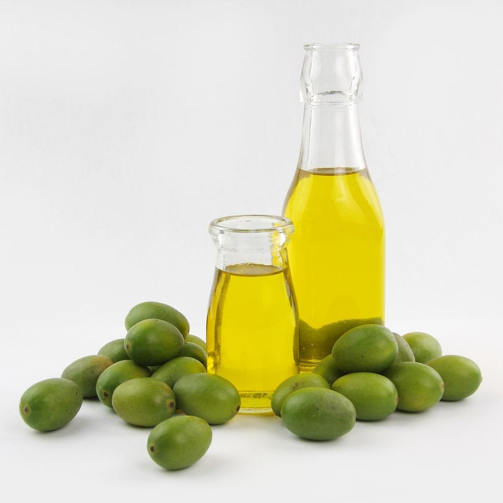 Verwenden Sie nach Möglichkeit nur pflanzliche Öle