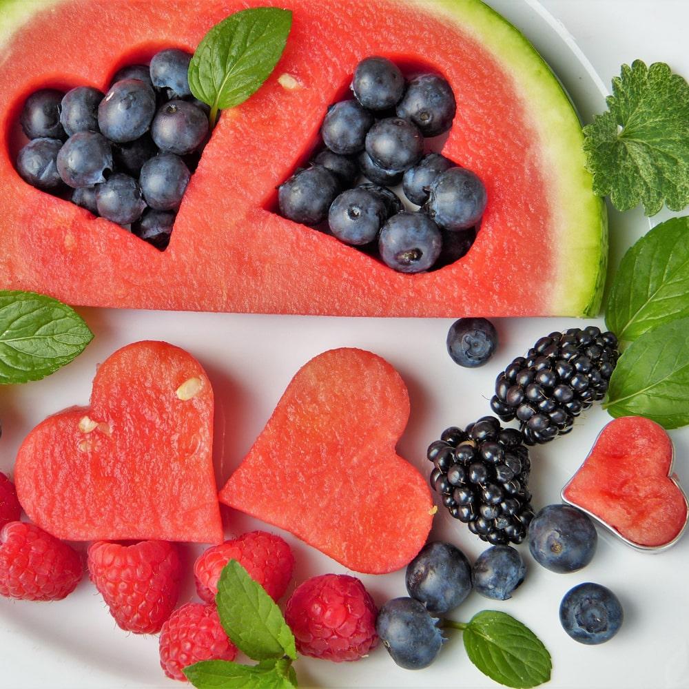 Wer viel Obst isst, ernährt sich gesund
