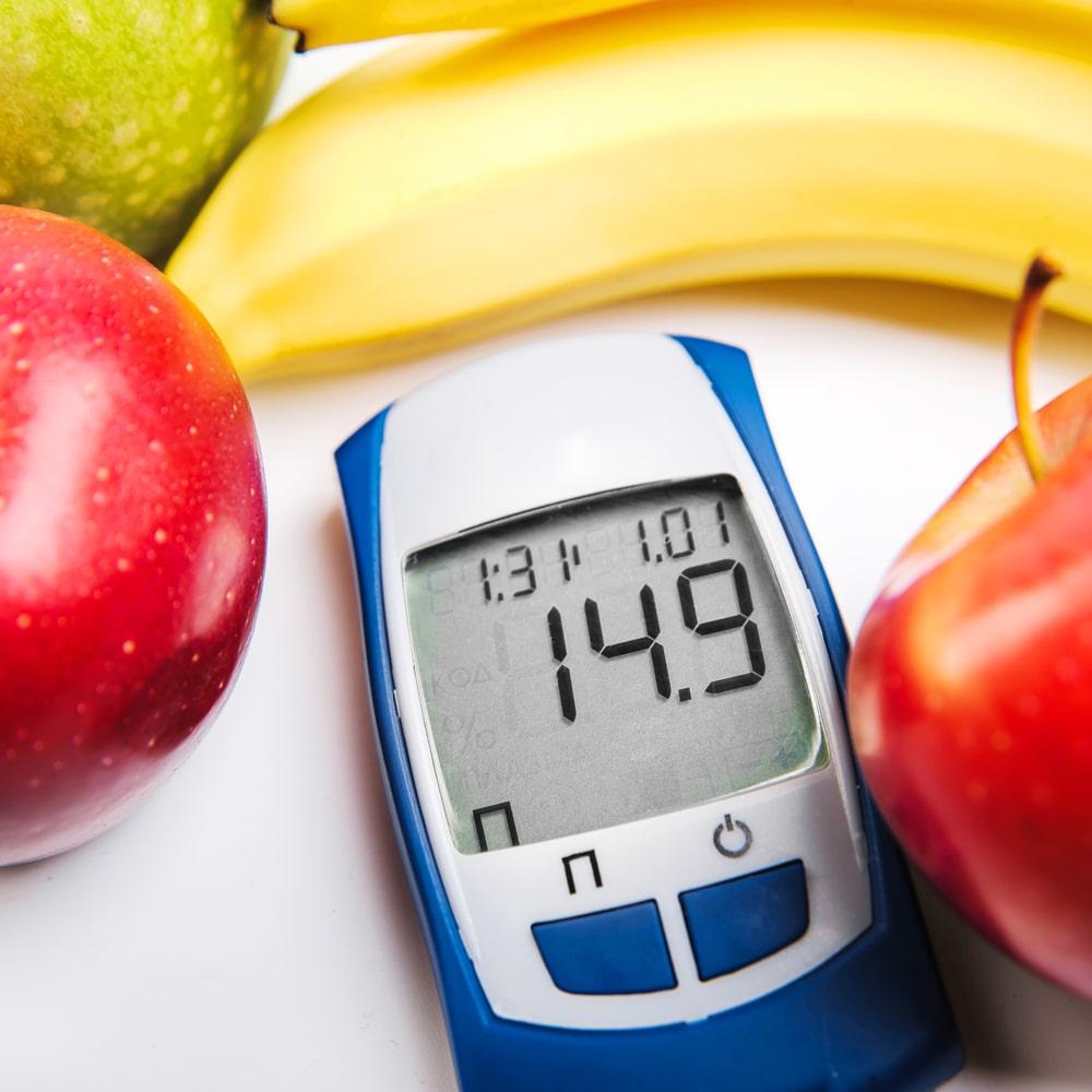 Blutzuckermessung und Ernährung
