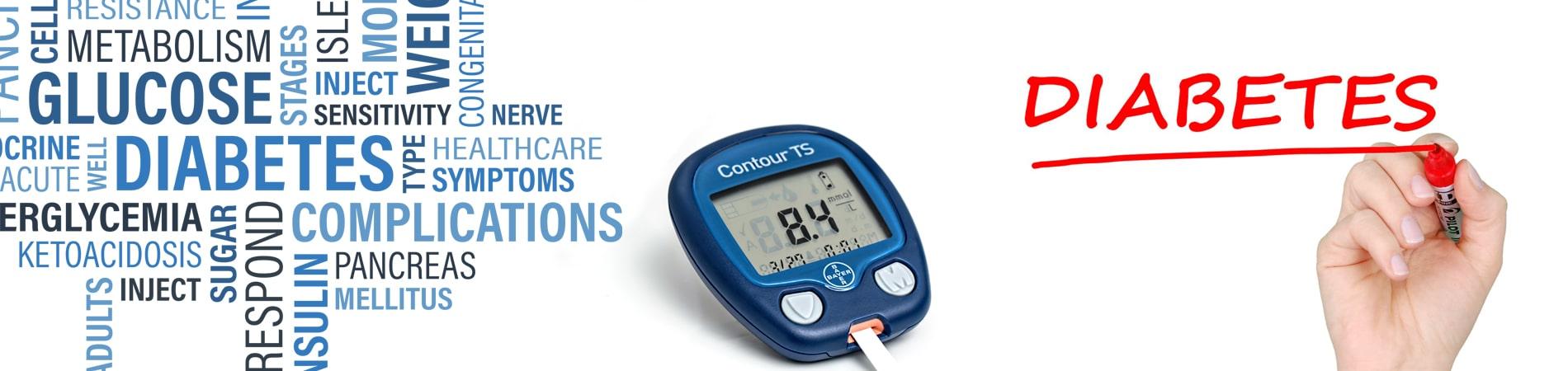 Die meisten Menschen mit Diabetes leben in China, Indien und den USA.