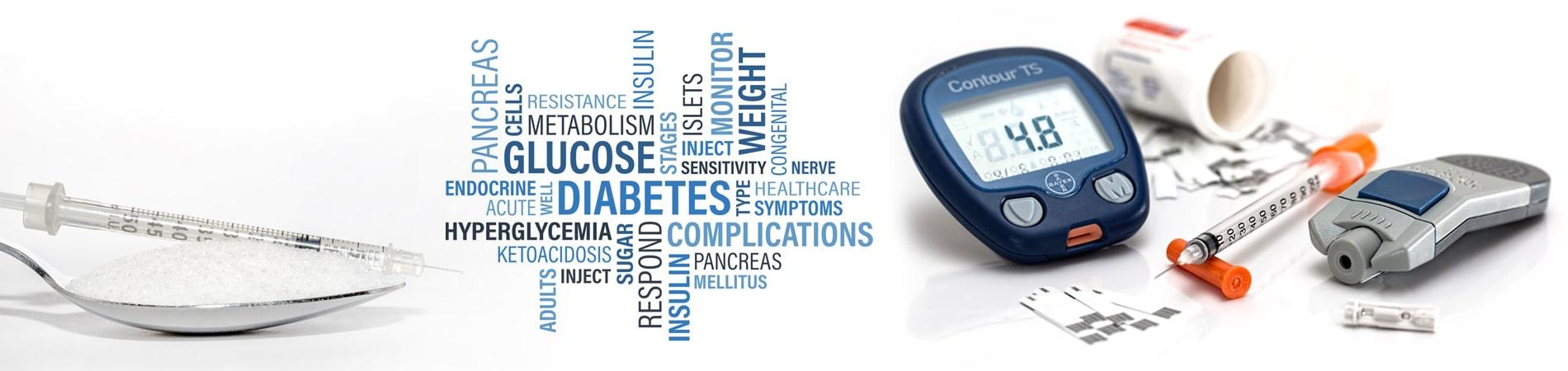 Hypoglykämie, Über- und Unterzuckerung bei Typ-1-Diabetes und Typ-2-Diabetes