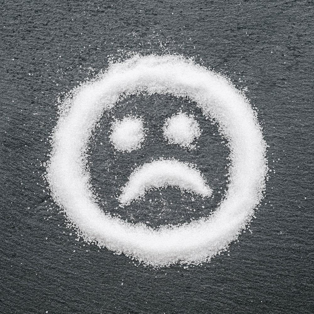 Zucker bei der Diabetes Forschung