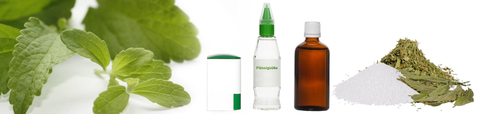 Ein gutes Stevia-Produkt enthält möglichst wenige Zusatzstoffe.